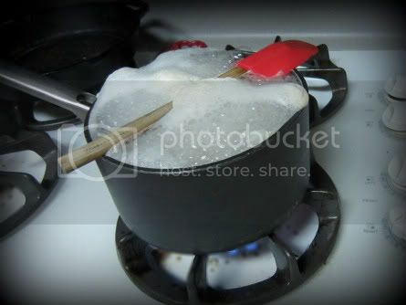 Boiling pot trick