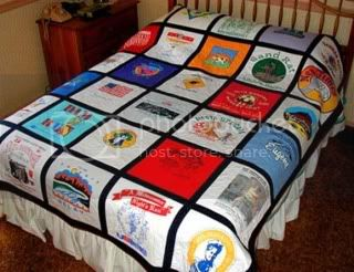 T Shirt Quilt