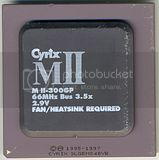 466A.Cyrix MII-300GP